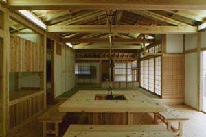 2001年 肆木の家2