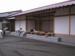 2005年 諏訪神社神楽殿